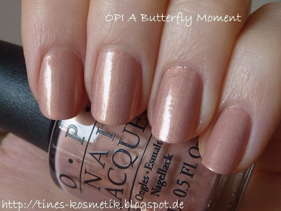 OPI A Butterfly Moment 1