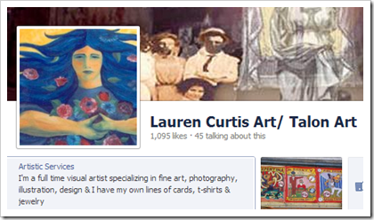 lauren curtis art