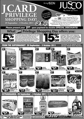 jusco-jcard-promotion-2011-EverydayOnSales-Warehouse-Sale-Promotion-Deal-Discount