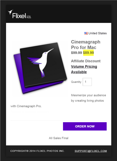 Flixel Cinemagraph Pro Discount Special Offer