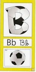 Alfabeto da Copa do Mundo - B