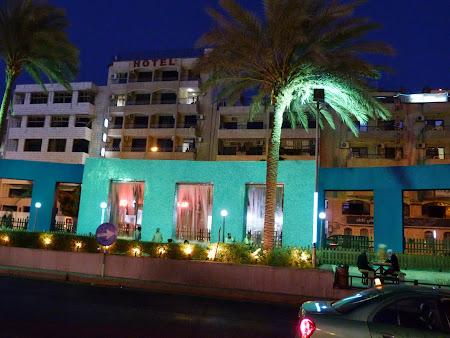 Obiective turistice Iordania: Fantana din Aqaba