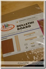 Home Depot Clinic - Bulletin Board {A Sprinkle of This . . . . A Dash of That}