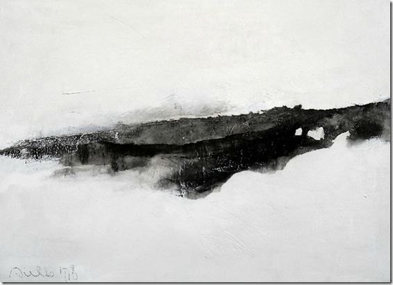 Landscape on white 2-Sergio-Aiello-ENKAUSTIKOS