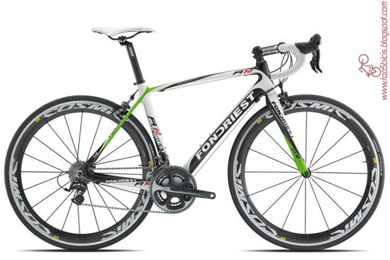 fondriest R10 2012