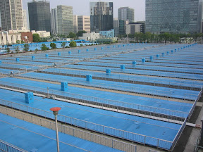 The Shibuara Water Reclamation Center