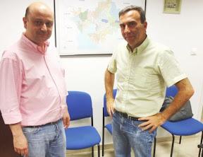 Η συνάντηση Σαμαντζίδη - Μάτη σχολιάστηκε από τη ΔΗΜΑΡ