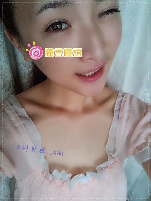 韓國GEO隱形眼鏡-GEO Sparkling 火花四色咖7