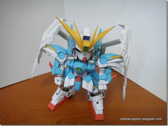 SD Wing Zero Custom-001