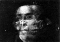 Anton Giulio Bragaglia - Polyophysiognomical - Portrait of Boccioni - 1913