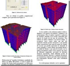 Análisis de Respuesta Sísmica en Edificios Tipo Túnel