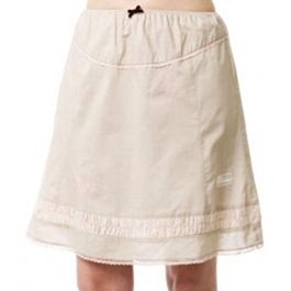 #458 Plath underskirt v chalk