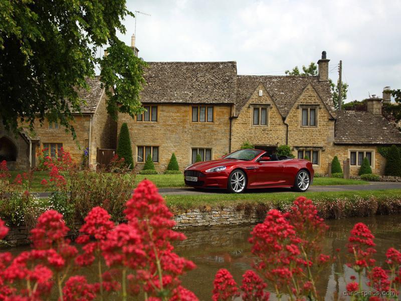 Aston Martin Dbs V12 Volante Convertible 2010 Aston Martin Dbs Volante 00009 Jpg