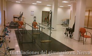 Gimnasio Centro María de La Paz Nerva