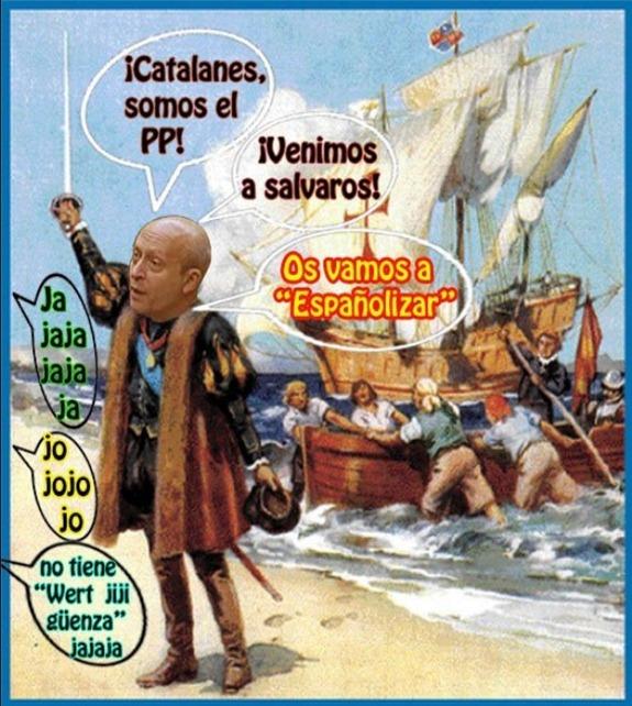 Wert e los catalanes