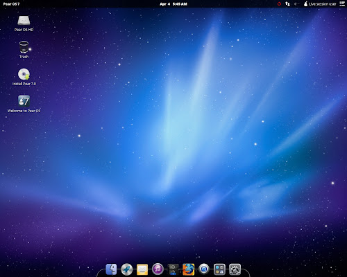 Pear OS 7