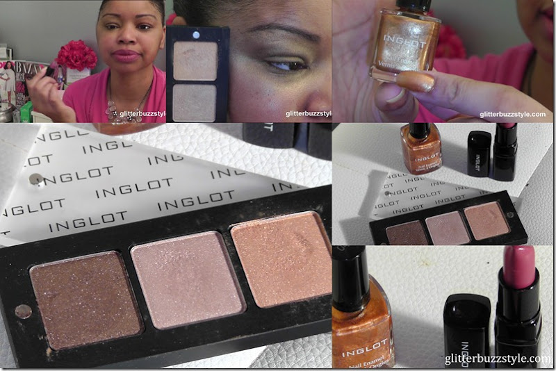 Inglot Pics Giveaway
