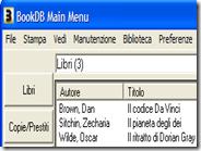 Programma gratis per archiviare e catalogare libri al PC - BookDB