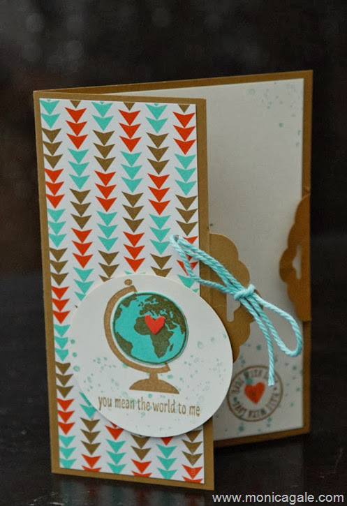 Stampin'Up! Love you More www.monicagale.com