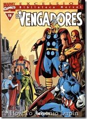 P00015 - Biblioteca Marvel - Avengers #15