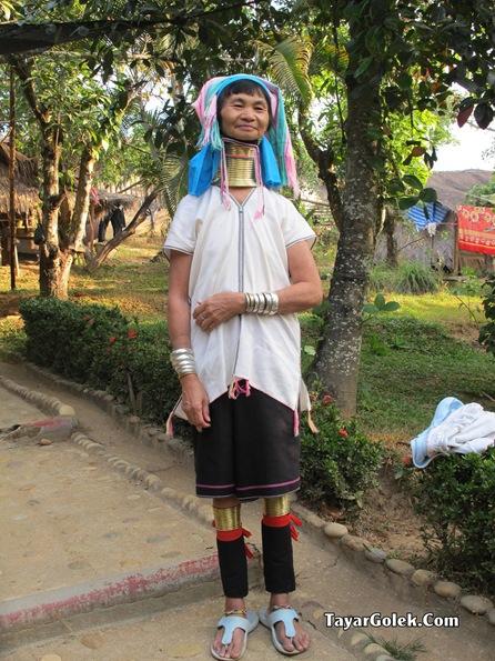 Karen in Myanmar