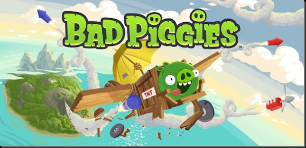 Bad Piggies / Angry Birds