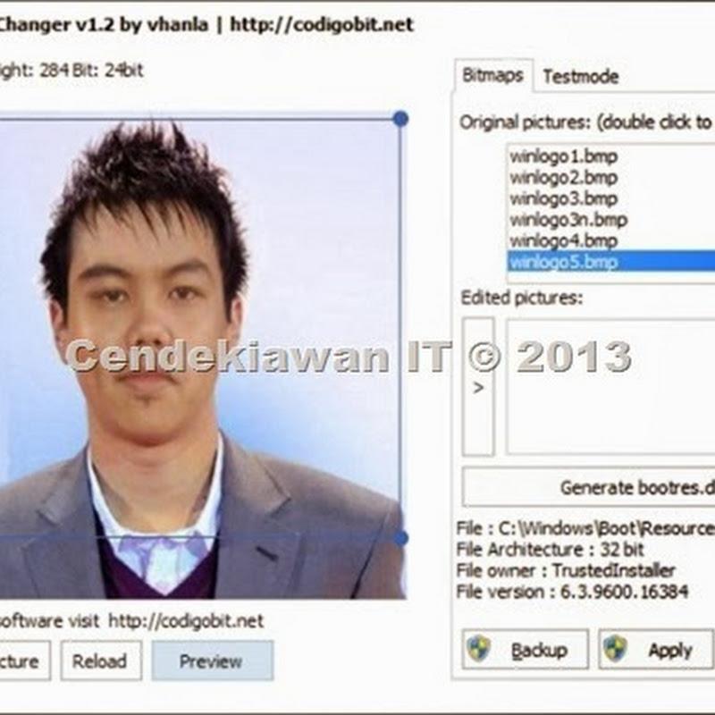 8oot Logo Changer Windows 8 Free