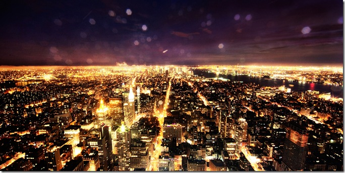 David Drebin_Rain in NY(2)