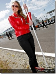 Paddock Girls Iveco Australian Grand Prix 16 October 2011 Phillip Island Australia (19)