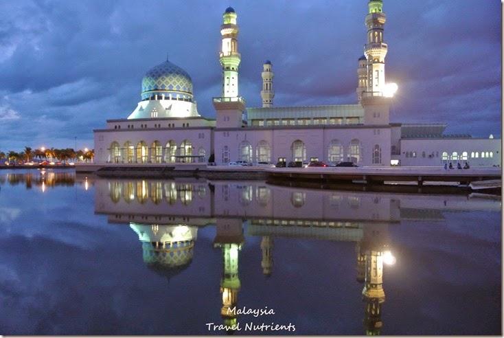 沙巴水上清真寺 (3)