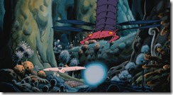 Nausicaa Giant Insect Chases