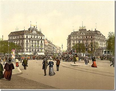 Postdamer Platz 1900