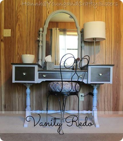 Vanity Redo