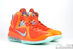 lebron9 allstar galaxy 17 web white Nike LeBron 9 All Star aka Galaxy Unreleased Sample