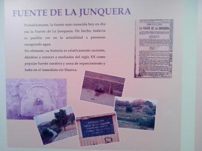Fuente de la Junquera Naturaleza Magica, fuentes curativas de Zaragoza