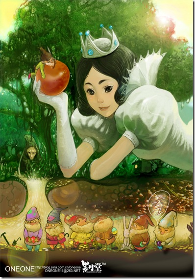 Blancanieves,Schneewittchen,Snow White and the Seven Dwarfs (120)
