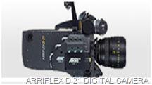 arriflex d 21 digital camera