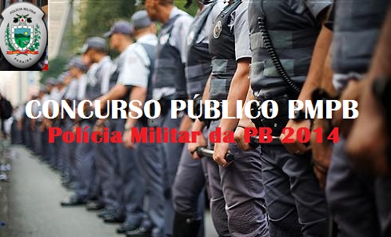 Edital_Concurso_Policia_Militar_ da_ Paraiba_PMPB_2014