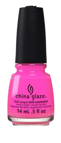 China Glaze Glow with the Flow