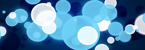 blue-light-dots-background