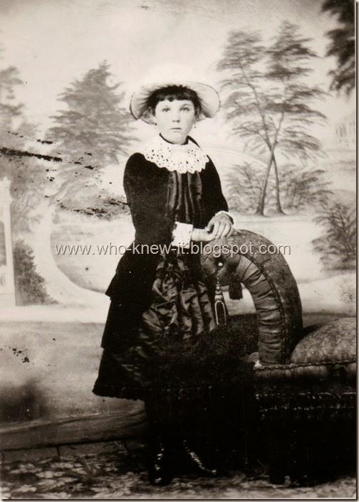 Bertha Schwartz c 1878