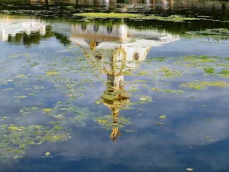 Obiective turistice Rusia: Palatul Peterhof