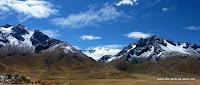 6000er auf dem Weg nach Cusco