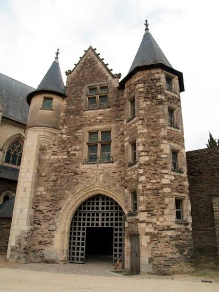 2011 08 02 Voyage France Le Chateau d Angers