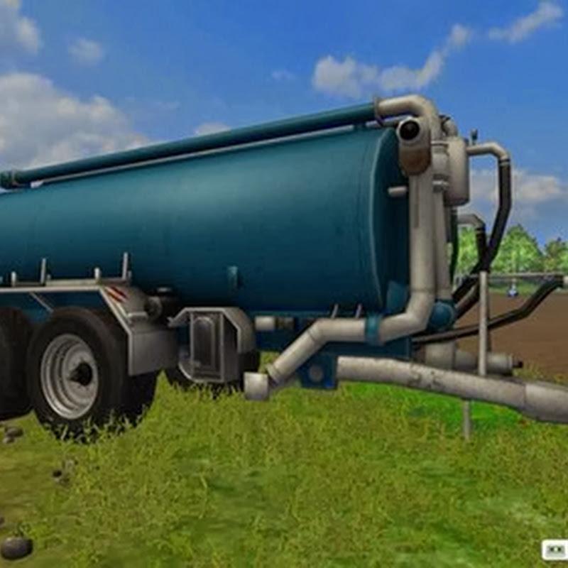 Farming simulator 2013 - Big Water Trailer v 1.0 MR