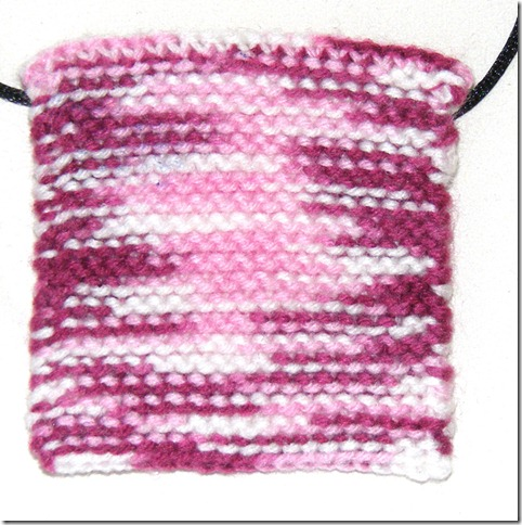 knitted pendant 1