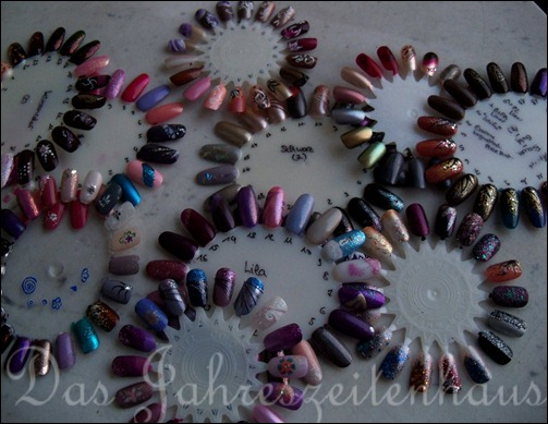 Nailart Wheels 3