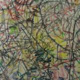 Gordon Fraser, Drawing, graphite and crayon 08/28/