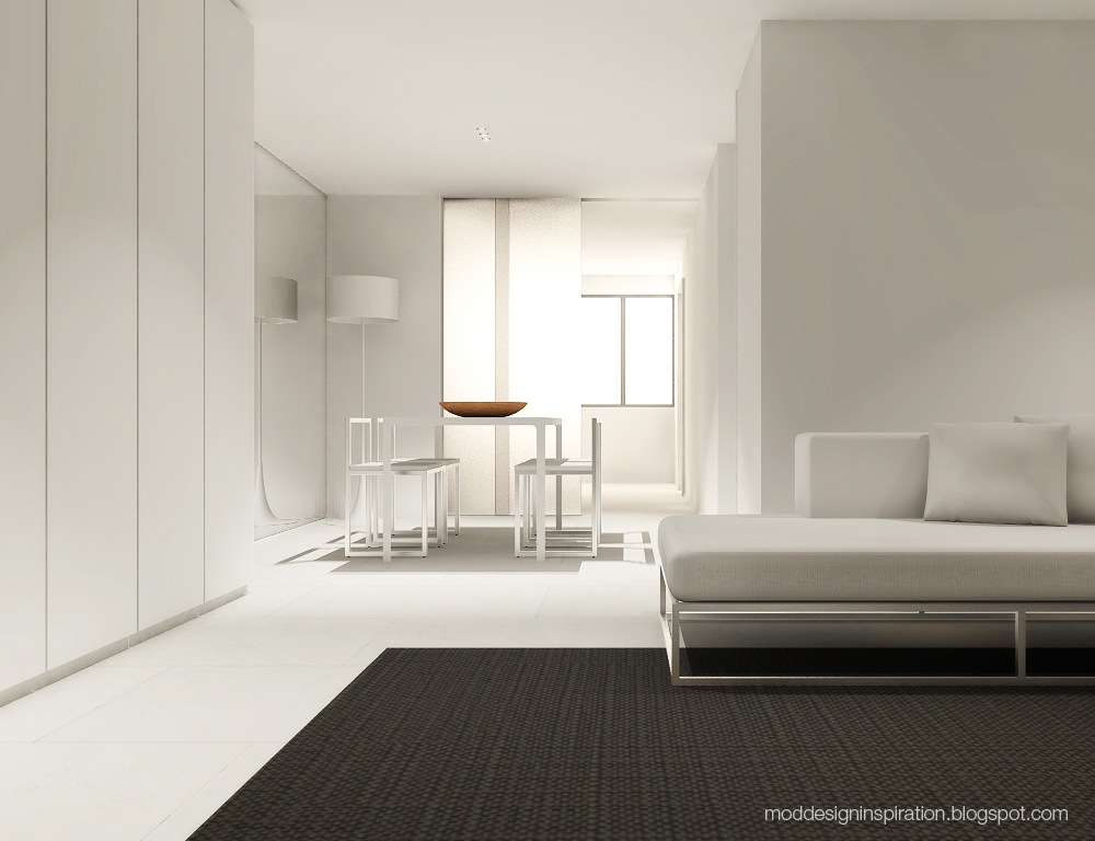 Interior design singapore for Minimalist living forum