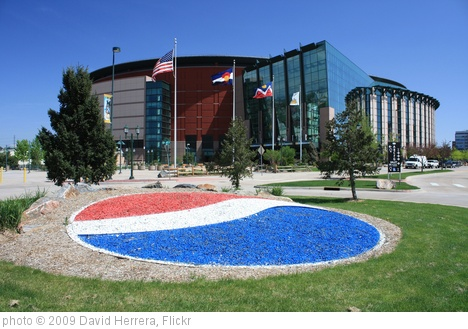 'Pepsi Center, Denver' photo (c) 2009, David Herrera - license: http://creativecommons.org/licenses/by/2.0/